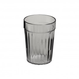 Clear Re-Usable Plastic Tumblers - 230ml