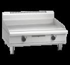 Waldorf 800 Series GPL8900E-B - 900mm Electric Griddle Low Back Version - Bench Model