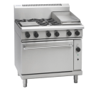 Waldorf 800 Series RN8613GC - 900mm Gas Range Convection Oven
